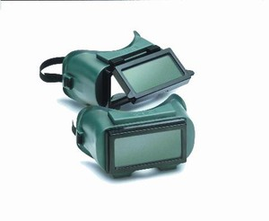 Lift-Front Welding Goggles