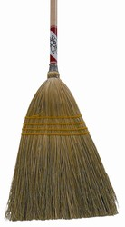 Mixed Fiber Corn Broom